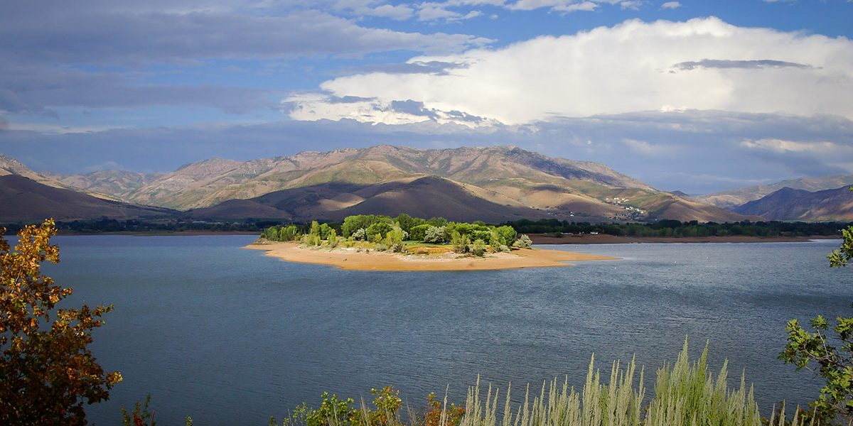 Pineview Reservoir