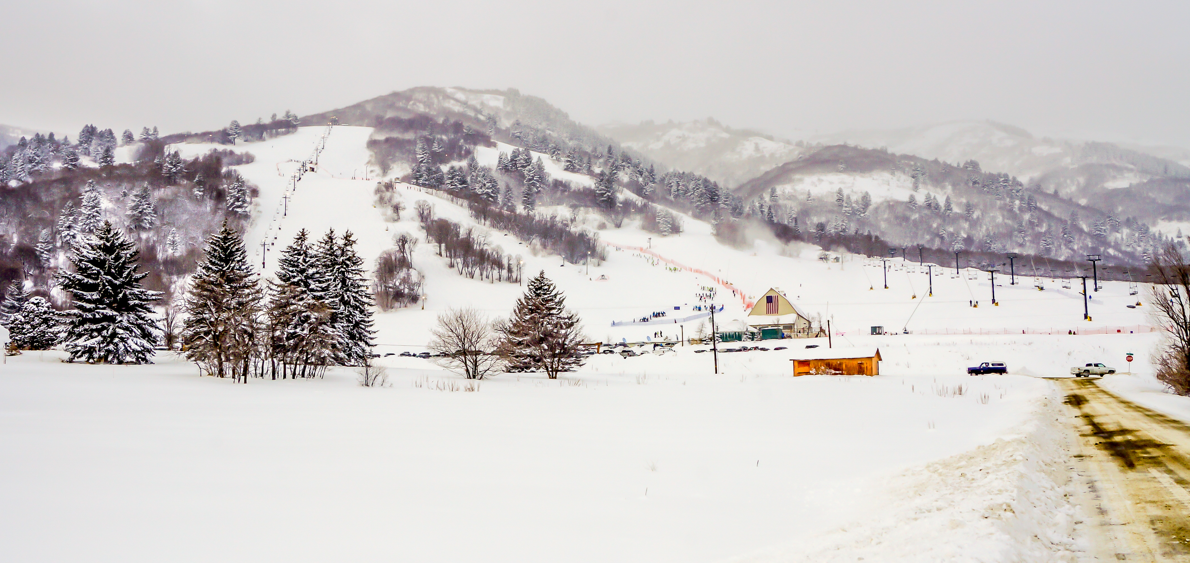 Nordic Valley Ski Resort